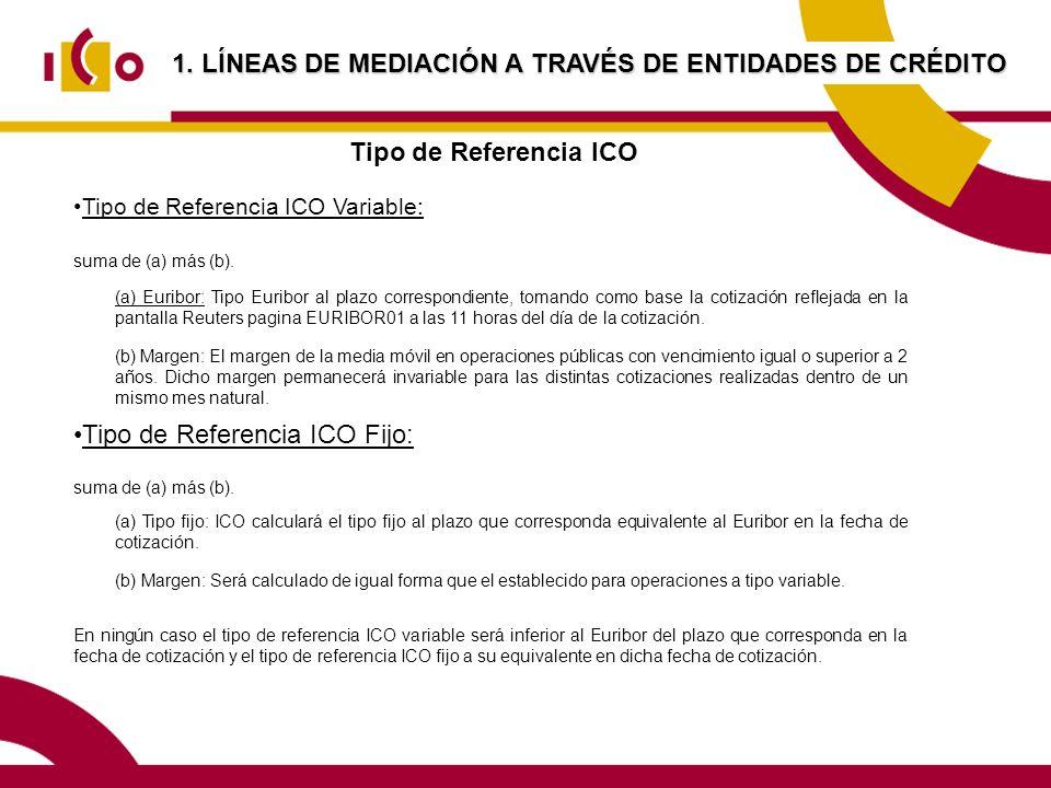 Tipo de Referencia ICO 1.