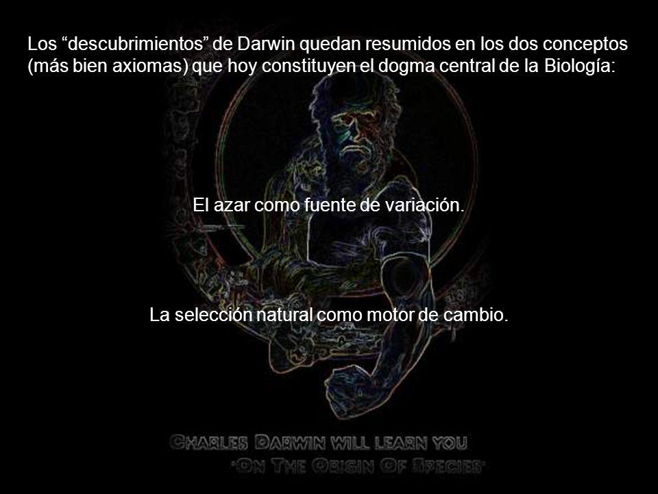 El motivo es comprensible. El libro de Darwin resultaba (y resulta), para cualquiera que tuviese una mínima formación científica, filosófica o, inclus