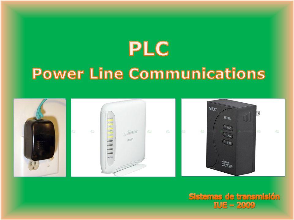 PLC (Power Line Comunications), también denominada BPL (Broadband over Power Lines) es una tecnología basada en la transmisión de datos utilizando como infraestructura la red eléctrica.