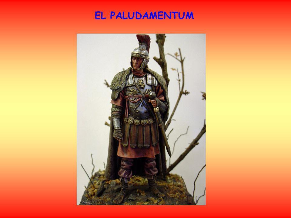 EL PALUDAMENTUM