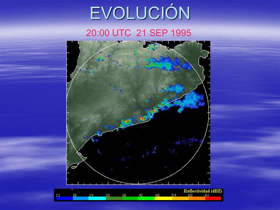 EVOLUCIÓN 20:00 UTC 21 SEP 1995