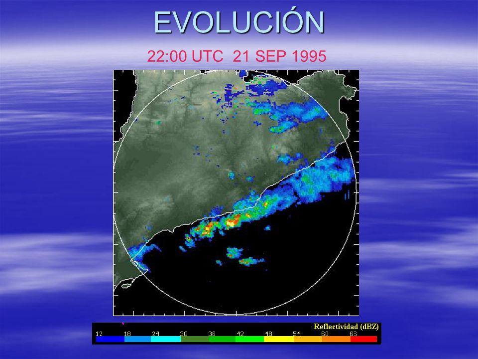 EVOLUCIÓN 22:00 UTC 21 SEP 1995