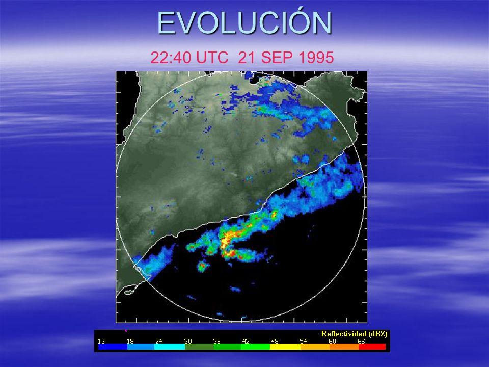 EVOLUCIÓN 22:40 UTC 21 SEP 1995