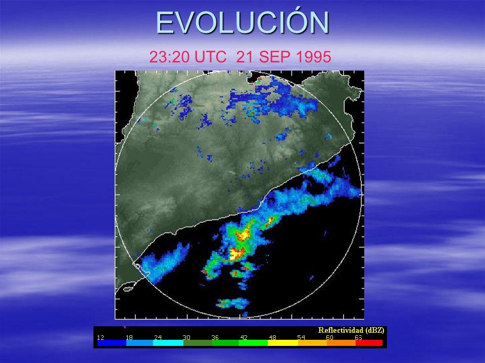 EVOLUCIÓN 23:20 UTC 21 SEP 1995