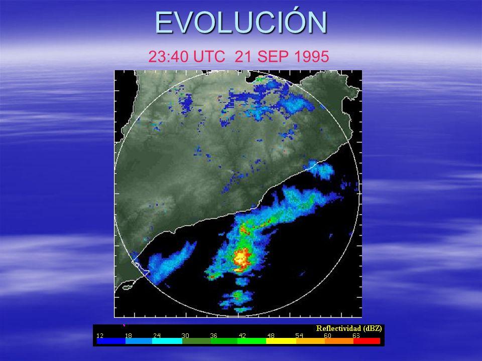 EVOLUCIÓN 23:40 UTC 21 SEP 1995
