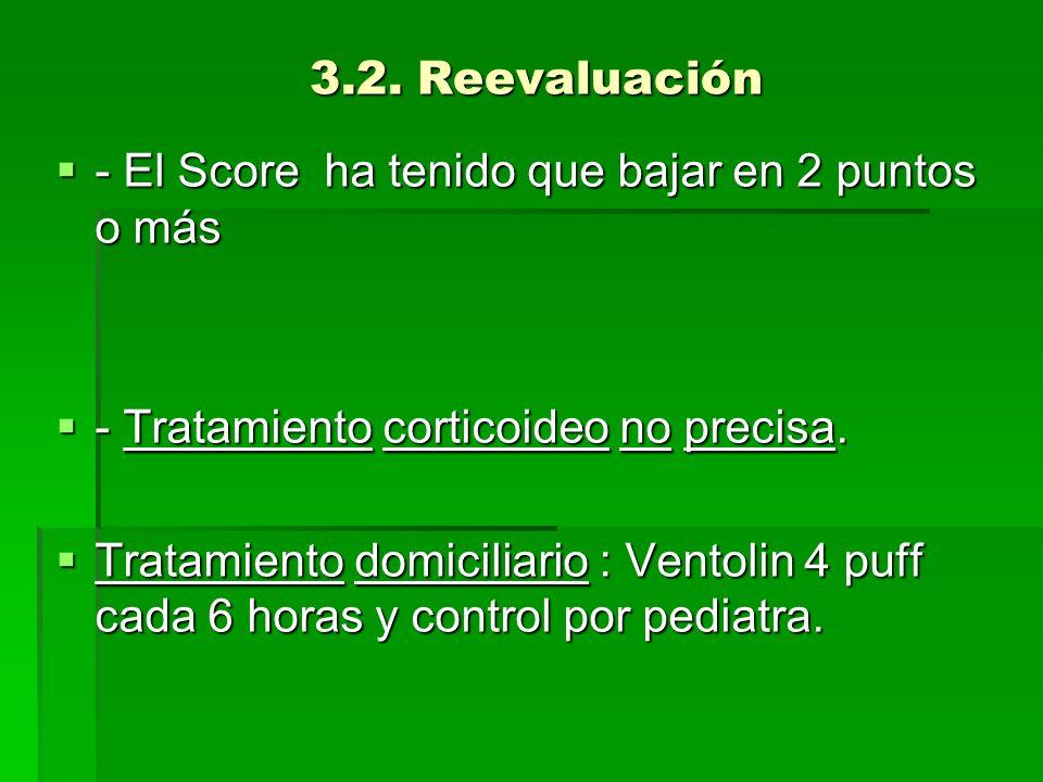 3.2.Reevaluación 3.2.