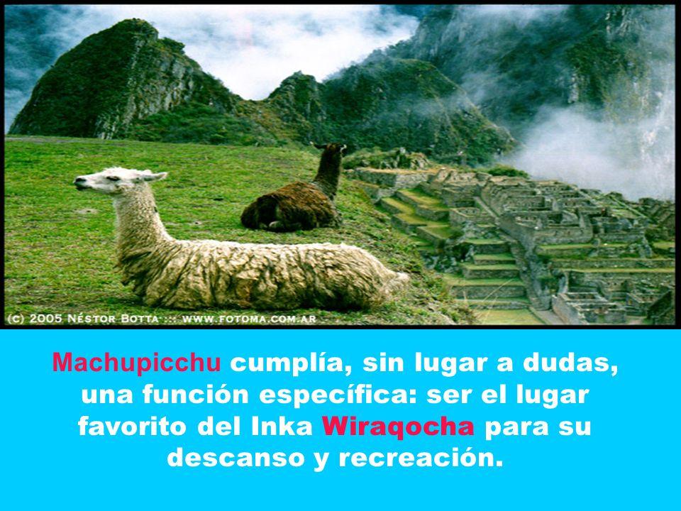 Por su semejanza con la ciudad del Cuzco los pobladores lo denominaron El peque ñ o Cuzco. (Uchuy Qosqo)