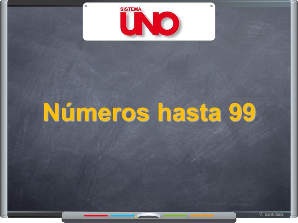 Números hasta 99