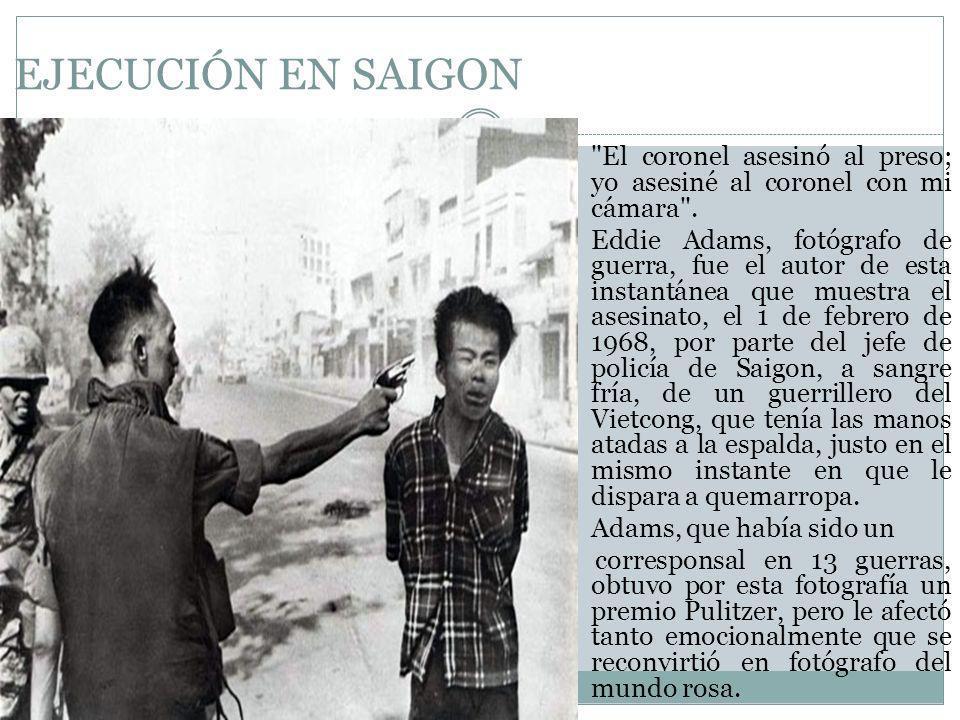 LA NIÑA DEL VIETNAM El 8 de junio de 1972, un avión de Los Estados Unidos bombardeó con napalm la población de Trang Bang.