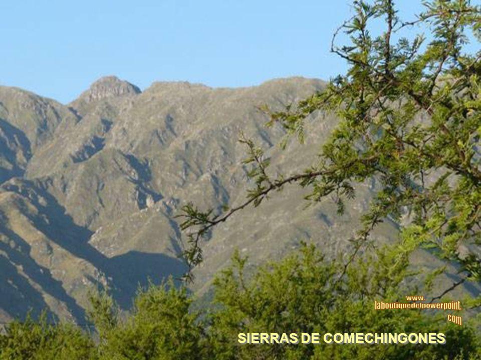 SIERRAS DE COMECHINGONES