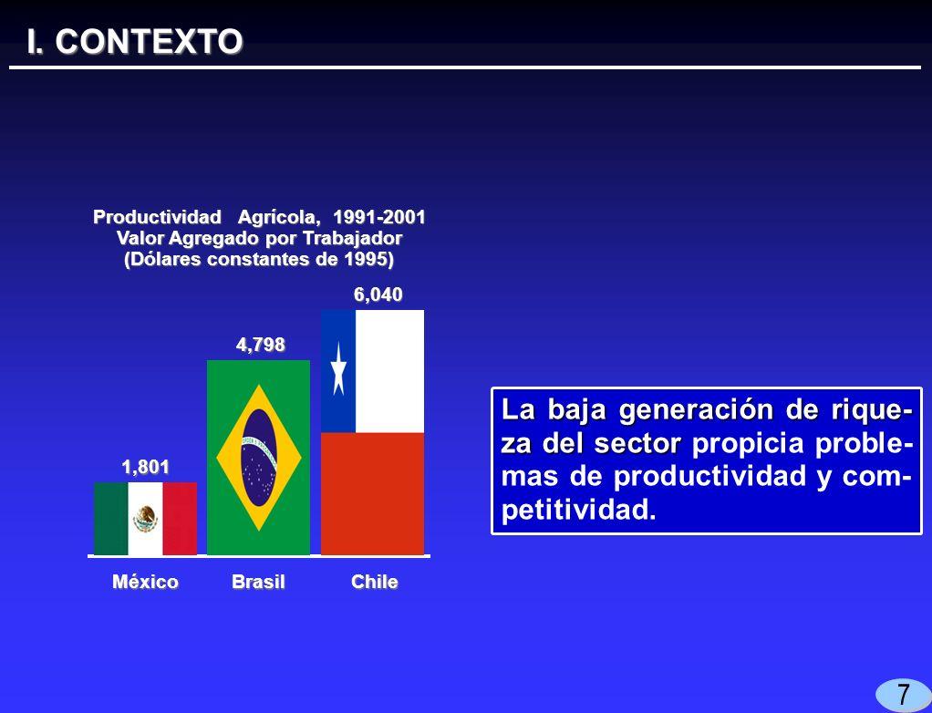 El FOCIR aportó 510.0 miles de pesos a dos empresas para servicios integrales de inversión, sin establecer una meta programada.