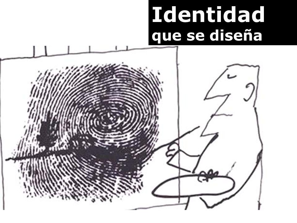 Identidad que se diseña