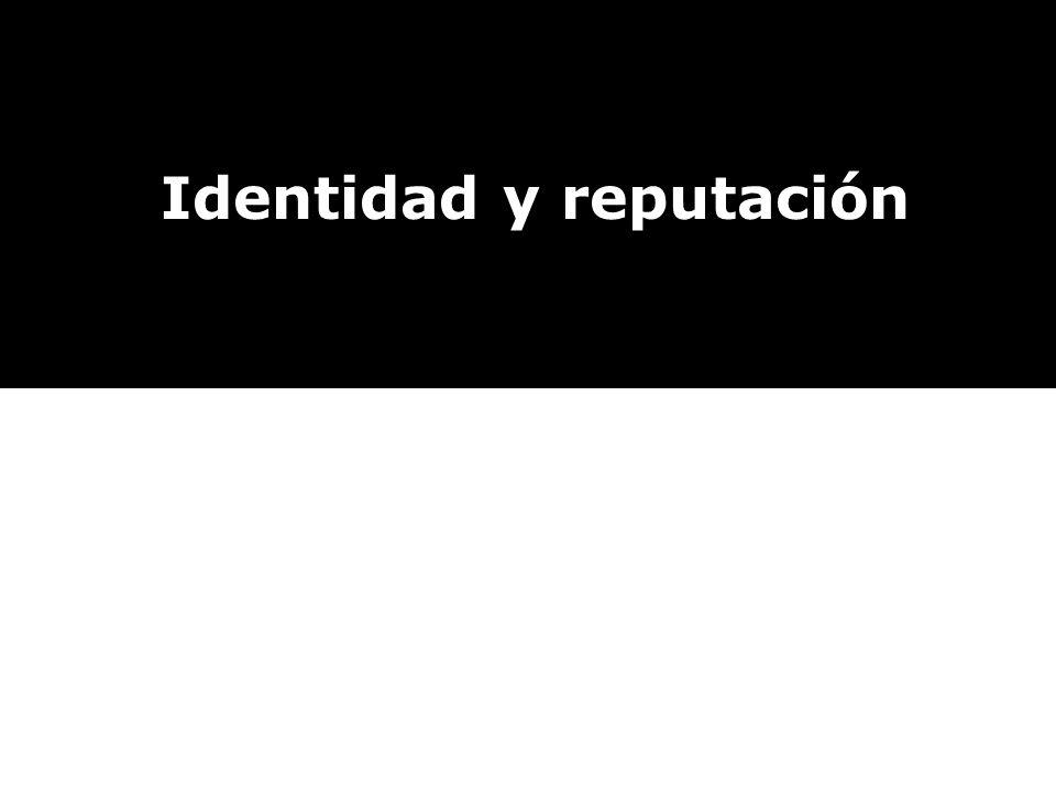 Identidad y reputación