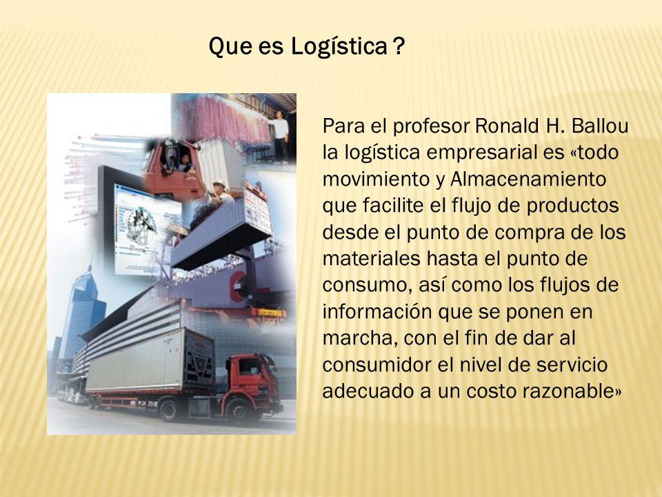 Para el profesor Ronald H.