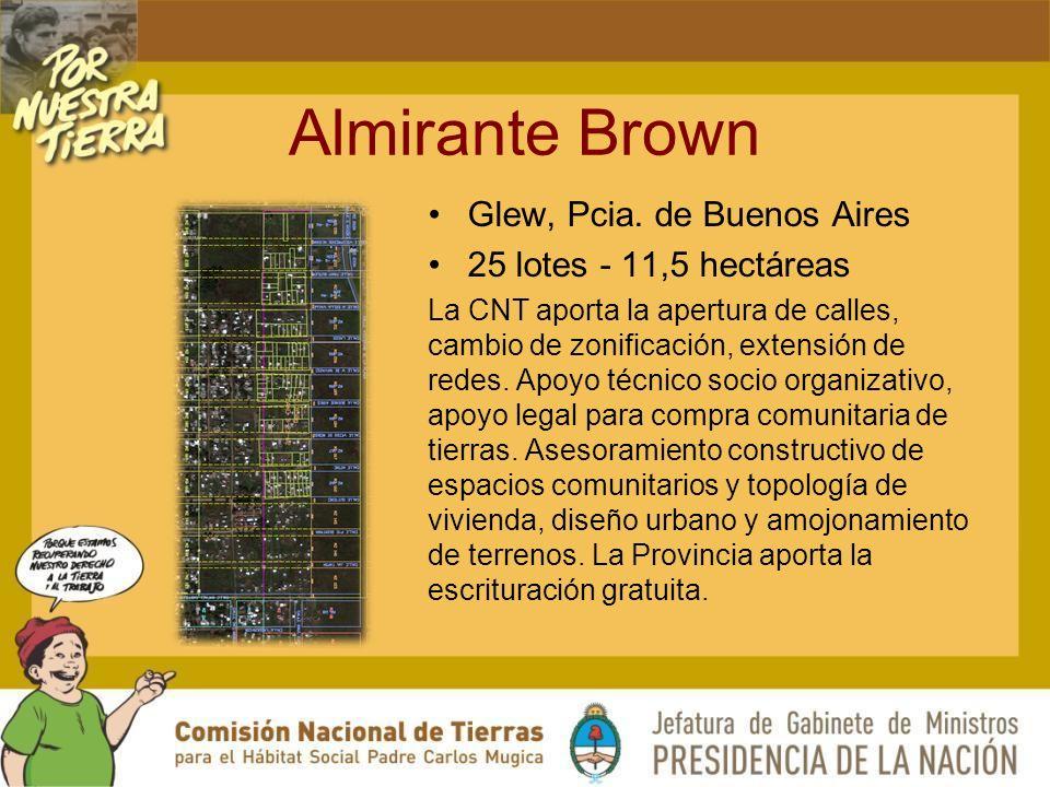 Almirante Brown Glew, Pcia.