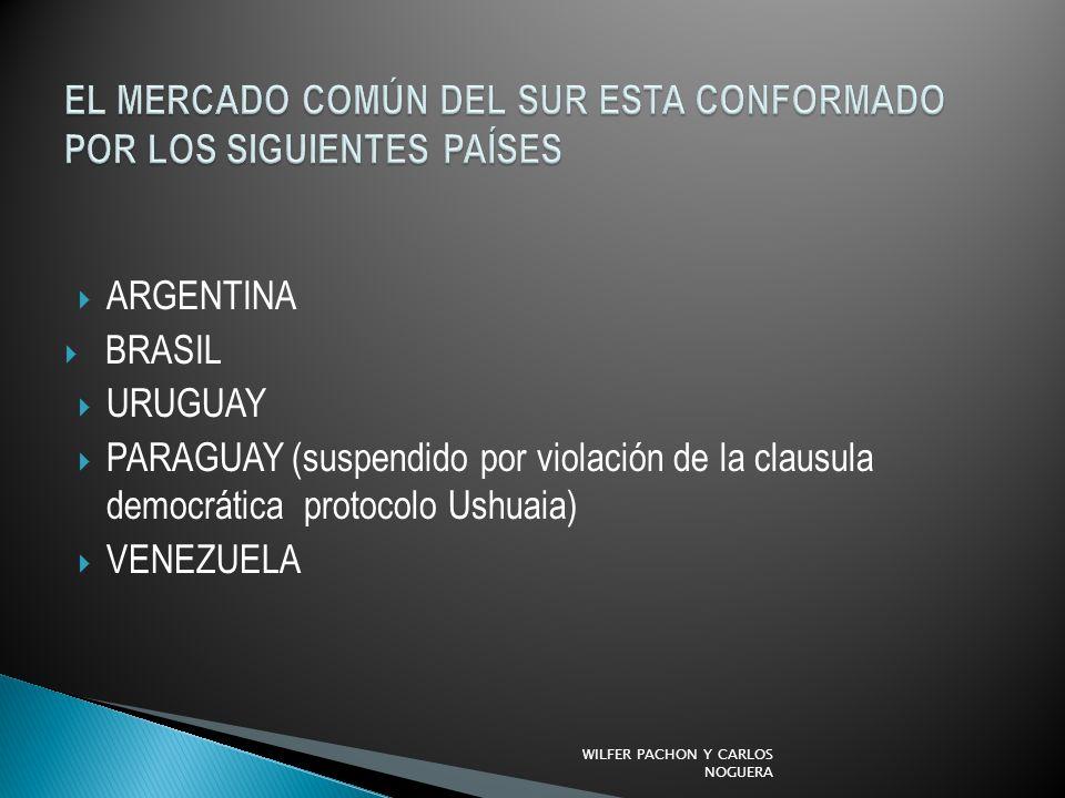 El MERCOSUR cuenta desde el año 1995 con un Arancel Externo Común (AEC), de conformidad a lo establecido en el Tratado de Asunción y como condición indispensable en la profundización del proceso de integración.
