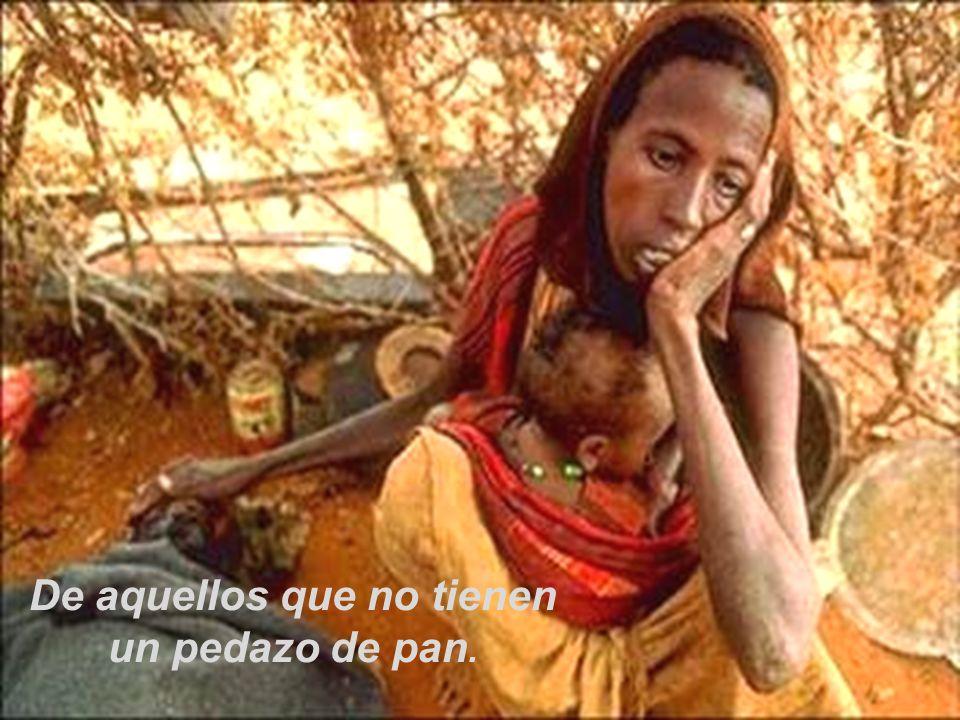 Ten piedad de los huérfanos y las viudas.