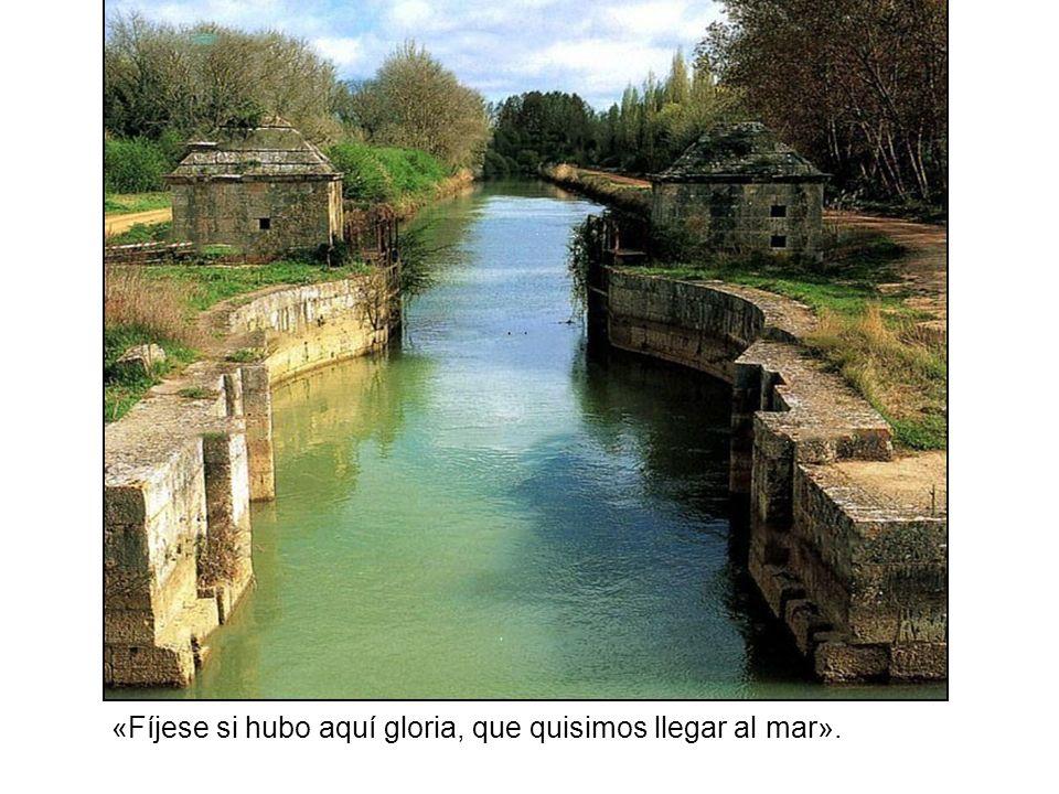 Canal de Castilla Una joya desconocida del siglo XVIII