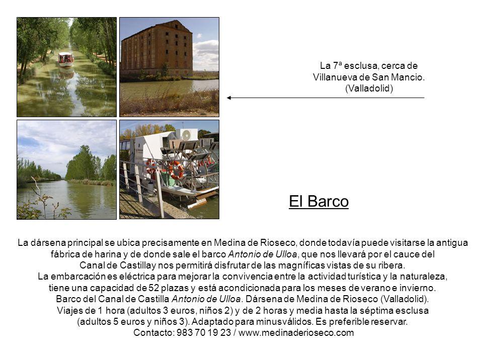 El proyecto de unir por barco los campos de cereales castellanos del sur con la costa cantábrica, ideado por Antonio de Ulloa durante el reinado de Fe
