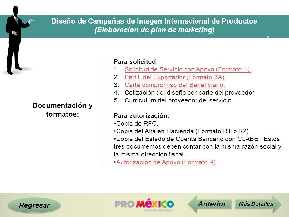 Regresar Diseño de Campañas de Imagen Internacional de Productos (Elaboración de plan de marketing) ) Documentación y formatos: Más Detalles Anterior
