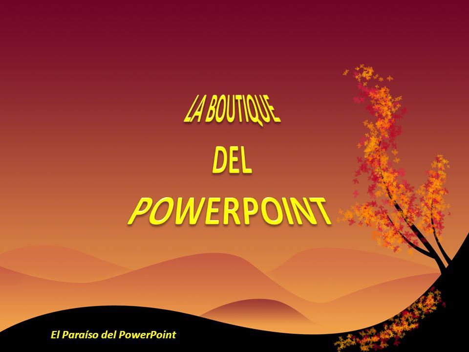 La Boutique del PowerPoint La Boutique del PowerPoint