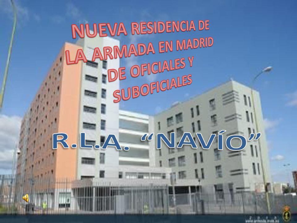 La RLA Navío está situada en el número 23 de la calle Trinquete en el noreste de Madrid, perfectamente comunicada por metro y autobús con el centro de una ciudad con una impresionante oferta cultural y lúdica.