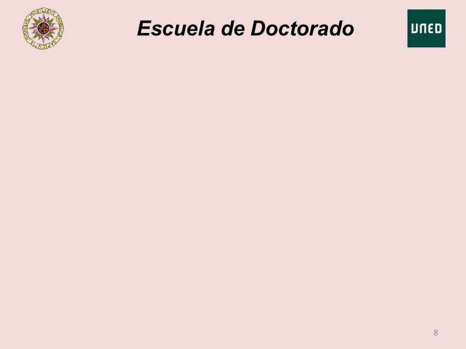 Escuela de Doctorado 8