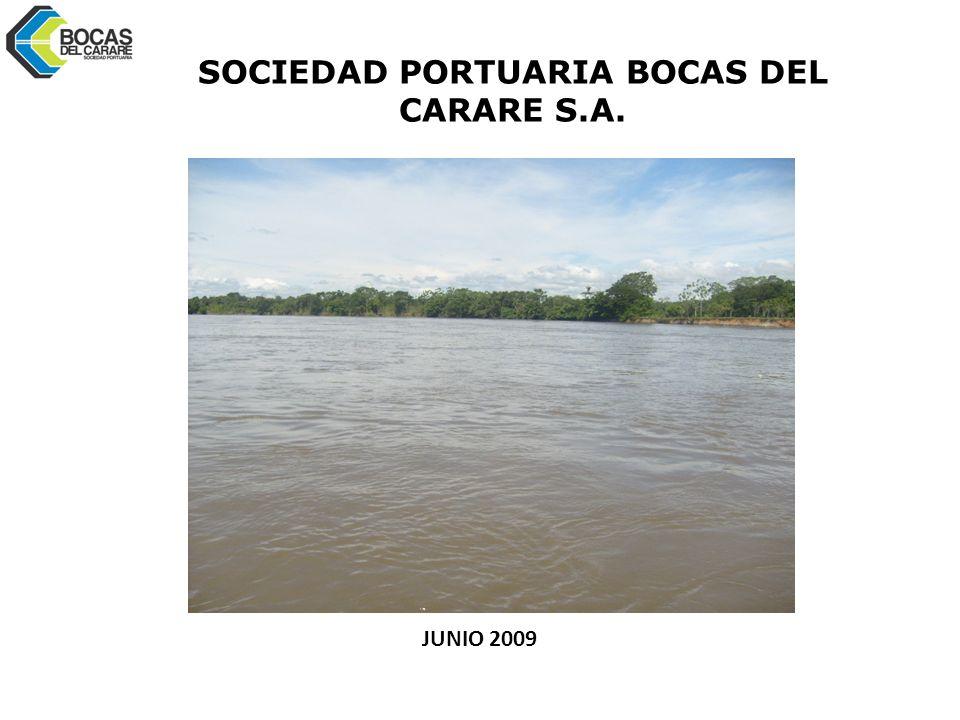 JUNIO 2009 SOCIEDAD PORTUARIA BOCAS DEL CARARE S.A.