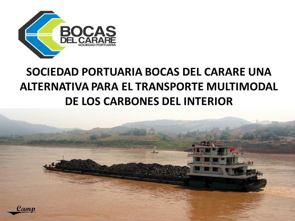 SOCIEDAD PORTUARIA BOCAS DEL CARARE UNA ALTERNATIVA PARA EL TRANSPORTE MULTIMODAL DE LOS CARBONES DEL INTERIOR.
