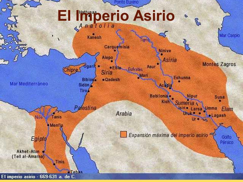 El Imperio Asirio