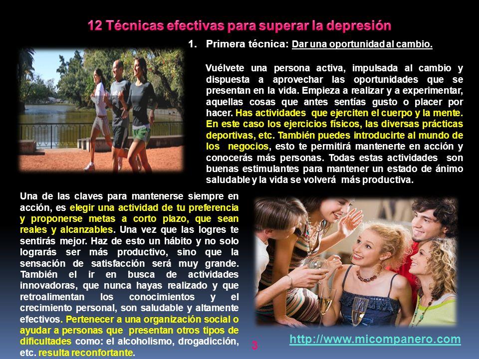 La depresión Según las investigaciones realizada por la OMS, (Organización Mundial Para La Salud) se ha determinado que la segunda enfermedad que pade