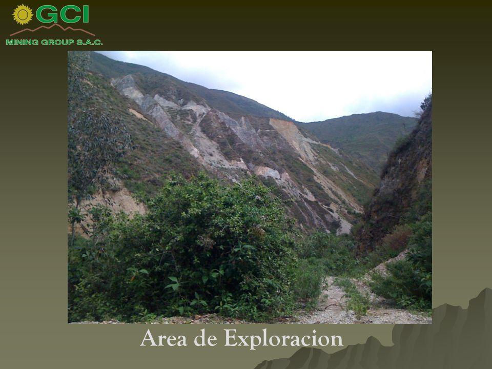 Area de Exploracion