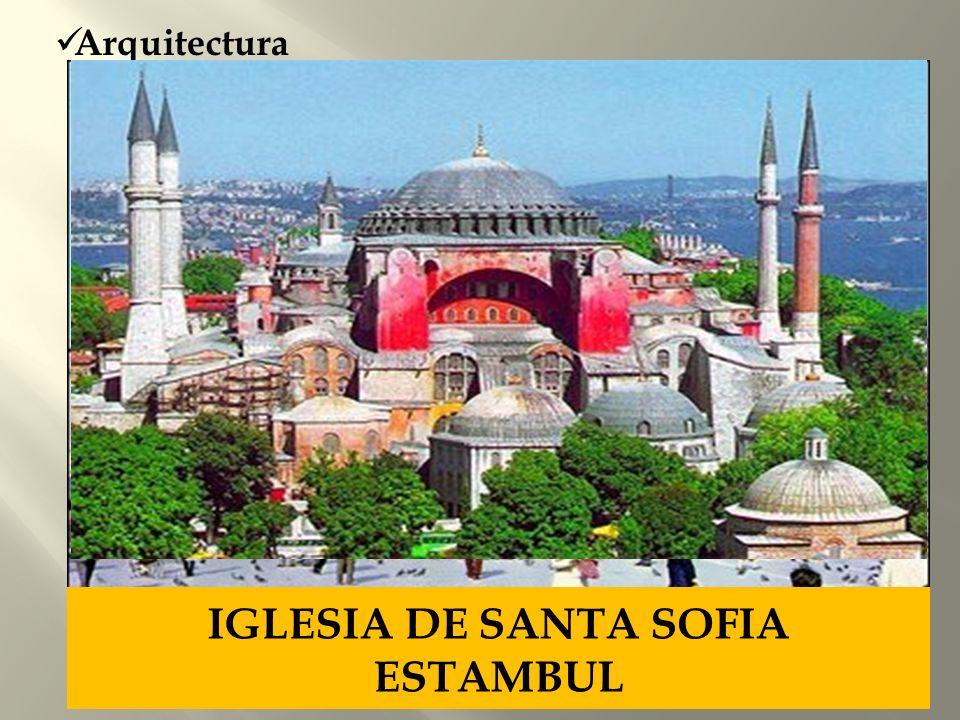 27 Arquitectura LA CRUZ LATINA EN CATEDRALES IGLESIA DE SANTA SOFIA EN ESTAMBUL CUPULA DE LA BASILICA DE SAN APOLINAR EN RAVENA ITALIA IGLESIA DE SAN