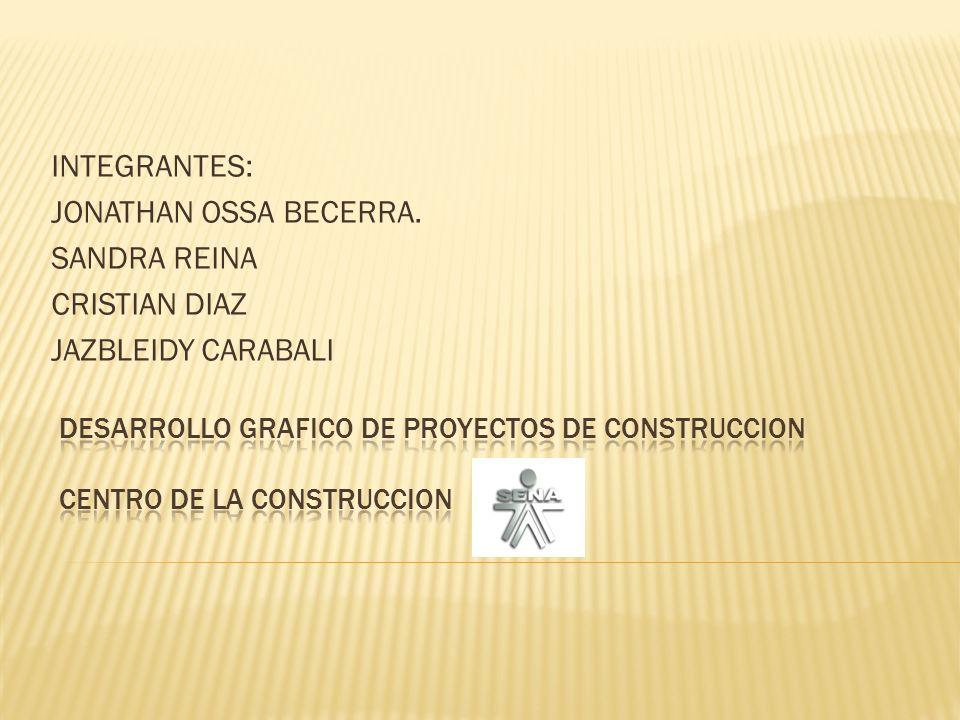 Especialidad: Desarrollo gráfico de proyectos de construcción