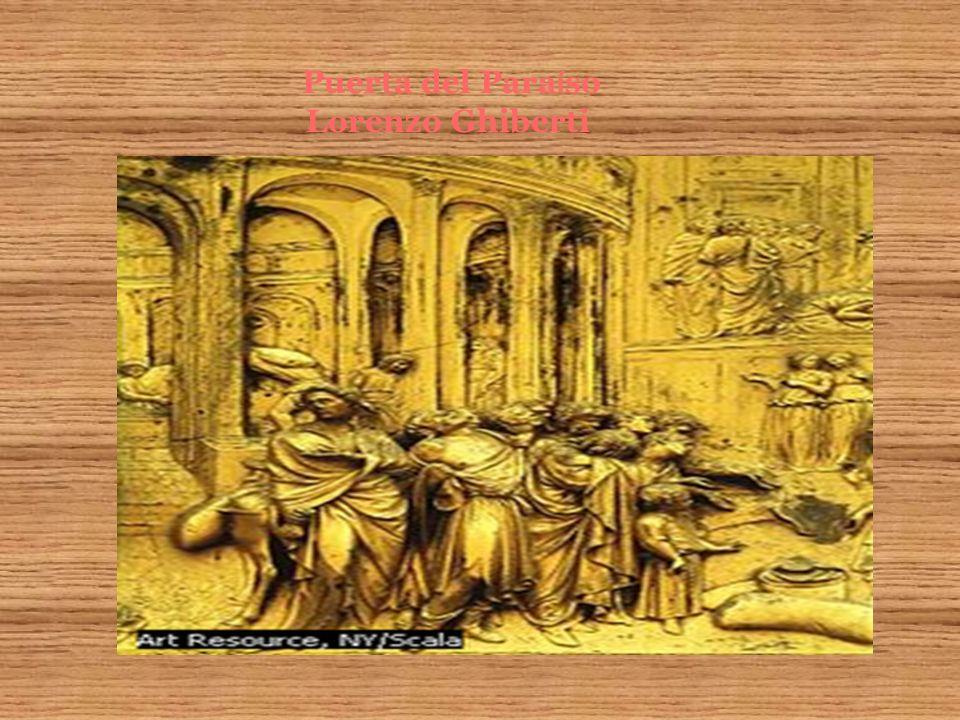 Puerta del Para í so Lorenzo Ghiberti