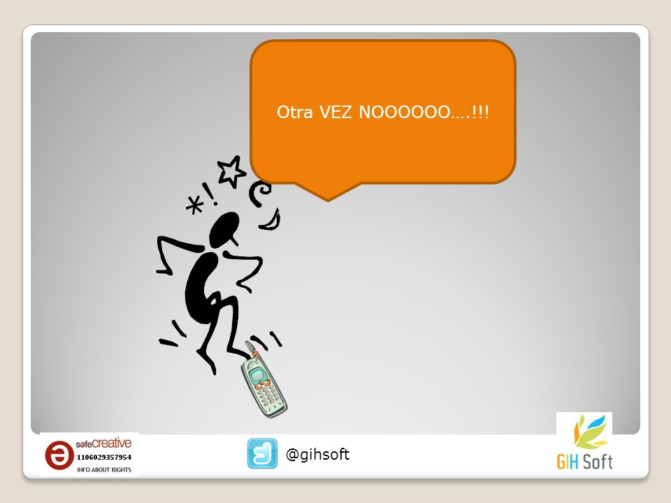Otra VEZ NOOOOOO….!!! @gihsoft