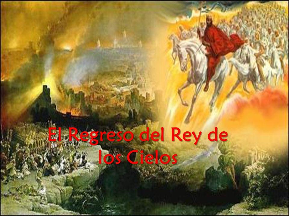 El Regreso de Jesús el Rey de los Cielos seguirá un orden cronológico: 1.El Rapto de la Iglesia.