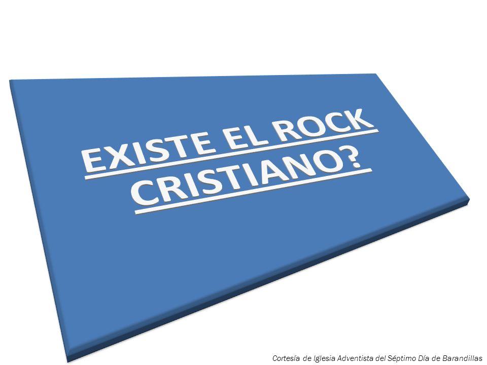Porque el Rock Cristiano no Existe.
