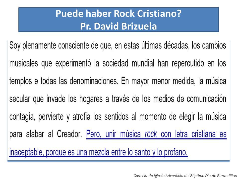 Distinción entre música Sacra y Secular Cortesía de Iglesia Adventista del Séptimo Día de Barandillas