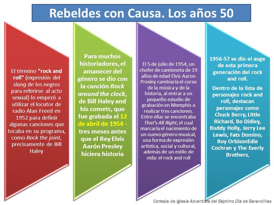 Rebeldes con Causa.