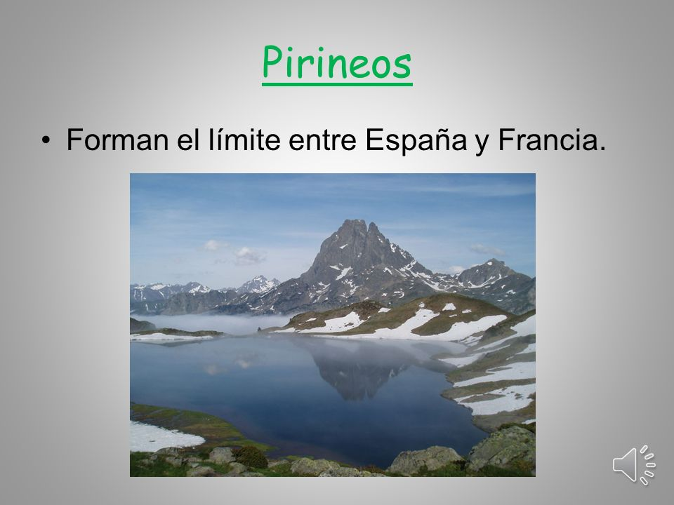 Montes Vascos Discurren paralelos a la Costa Cantábrica.