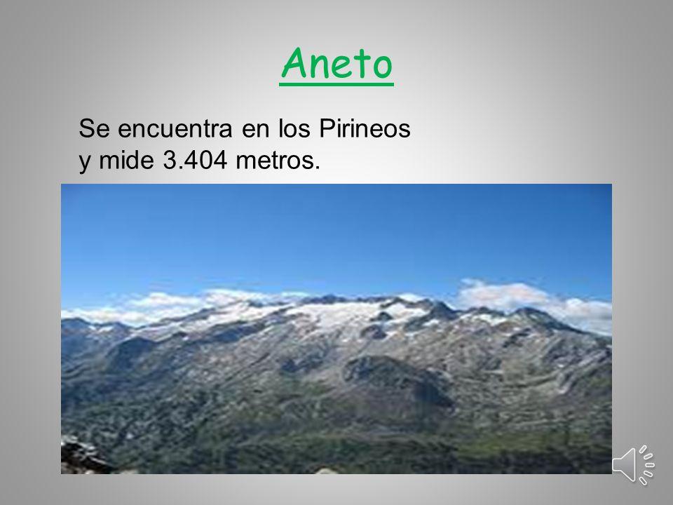 4.-Picos principales