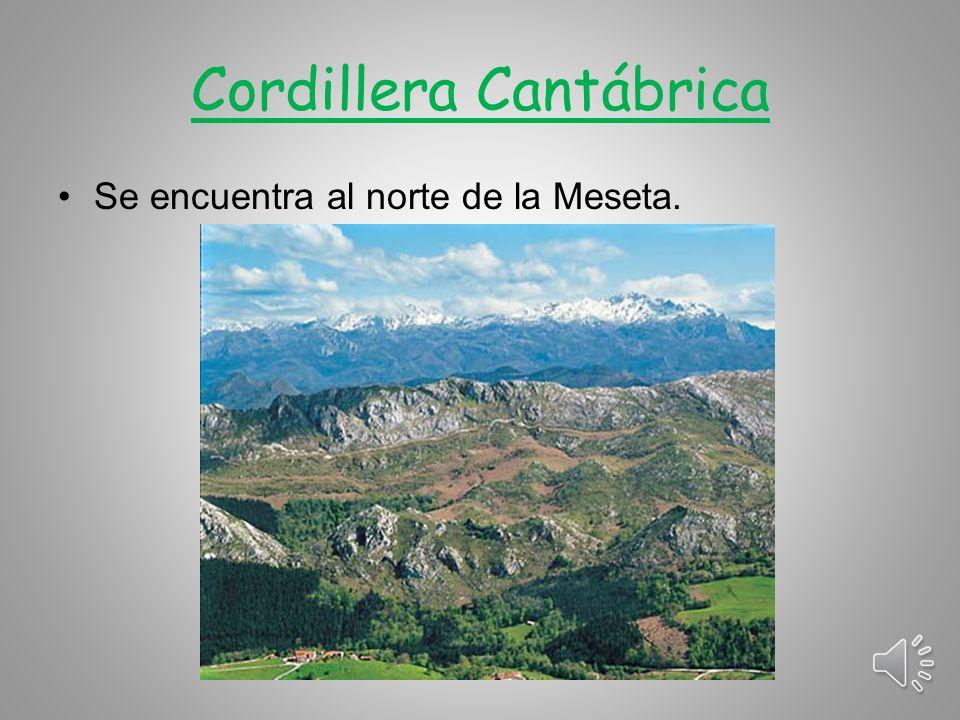 Aneto Se encuentra en los Pirineos y mide 3.404 metros.