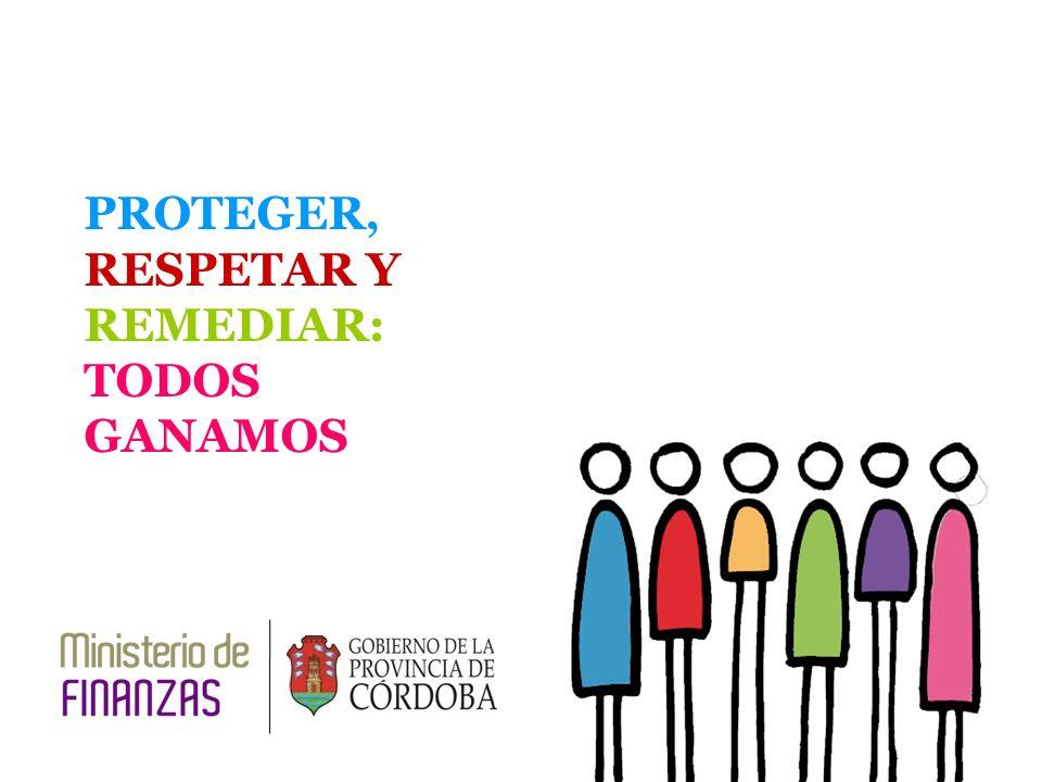 PROTEGER, RESPETAR Y REMEDIAR: TODOS GANAMOS