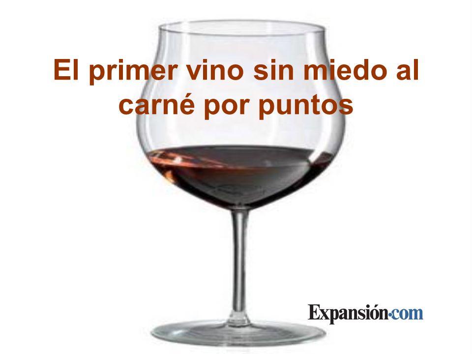 El primer vino sin miedo al carné por puntos
