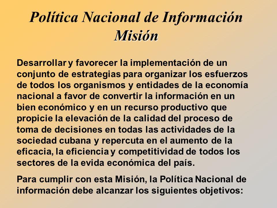 Historia Instituto de Información Científico y Tecnológica Historia 1982.