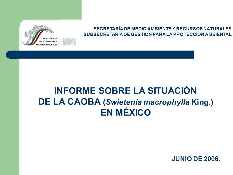 IMPLEMENTACIÓN DE CAPACIDAD PARA MONITOREO Y ADMINISTRACIÓN CITES No se han detectado problemas en la emisión de permisos o certificados CITES.