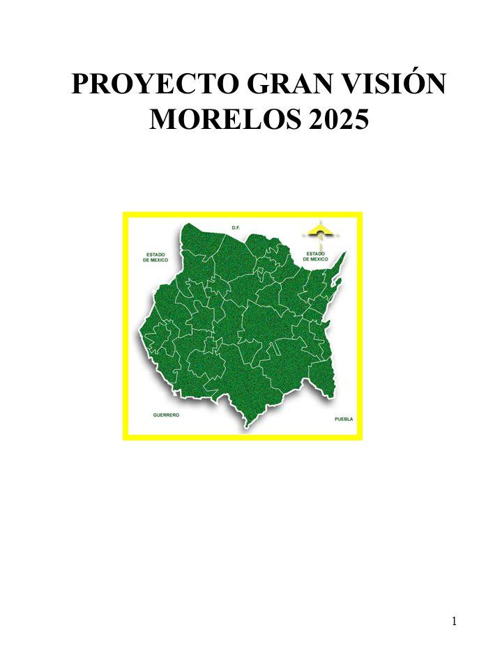1 PROYECTO GRAN VISIÓN MORELOS 2025