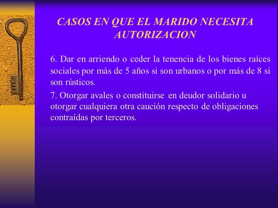 CARACTERISTICAS AUTORIZACION MUJER 1.Específica. 2.