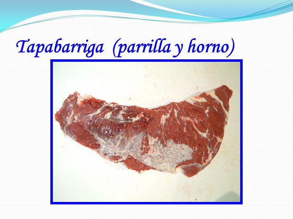 Tapabarriga (parrilla y horno)